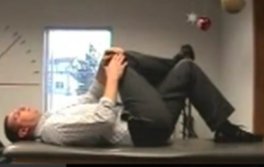 hip rotator-  3 way stretch